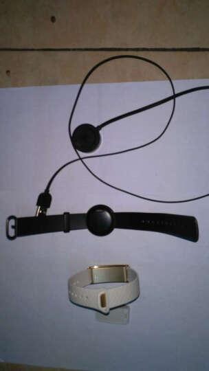 华为(HUAWEI)荣耀畅玩手环 A1 真皮版(绅棕)来电提醒 运动睡眠监测 紫外线测试 计步防水 适配ios&安卓 晒单图