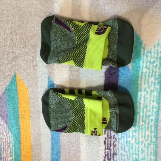 TheNorthFace北面 秋冬新品 通用款 舒适透气 袜子2SKU 绿色/JAP L(28-30cm) 晒单图
