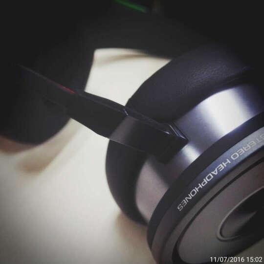 先锋(Pioneer)SE-MX8-S 可折叠便携头戴 手机HIFI 强劲重低音 通话耳机 银色 晒单图