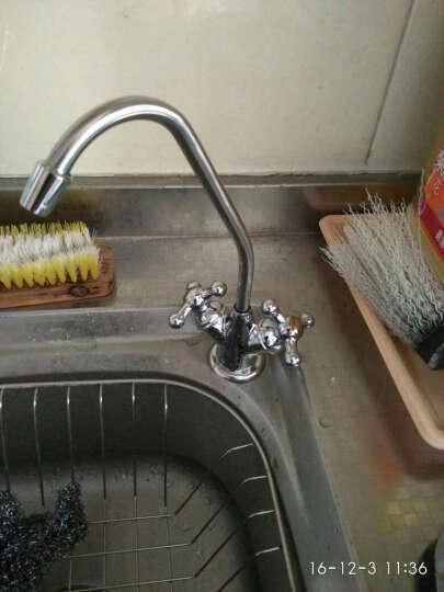 美的(Midea)家用净水器 净水机 直饮机 美国进口滤芯3年长寿 1:1低废水MRC1686A-50G(升级版) 晒单图