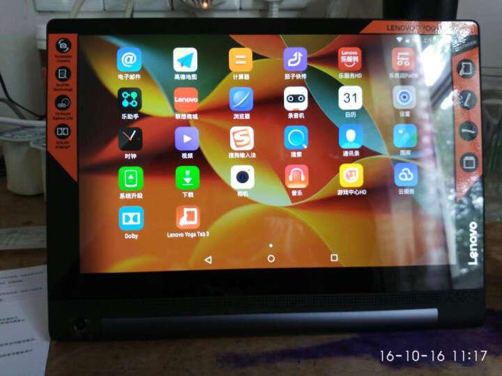 联想YOGA平板3代 10.1英寸 平板电脑 (高通CPU 2G/16G ) X50 WIFI版 晒单图