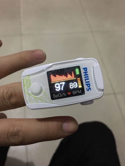 力康血氧仪蓝牙手腕式脉搏血氧饱和度仪健康睡眠监护监测脉率  Prince100H送电子血压计 晒单图