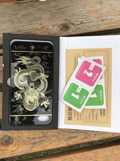 智壳 iphone7手机壳全包金属硬壳防摔手机套 适用于苹果7/7plus 玫瑰金龙7-4.7英寸 晒单图