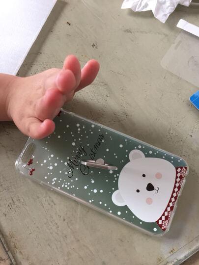 XIMU 苹果6s/6 plus手机壳iphone6s手机壳全包防摔手机保护套创意指环男女款 梦幻鞋履-5.5英寸(适用苹果6P/6sP) 晒单图