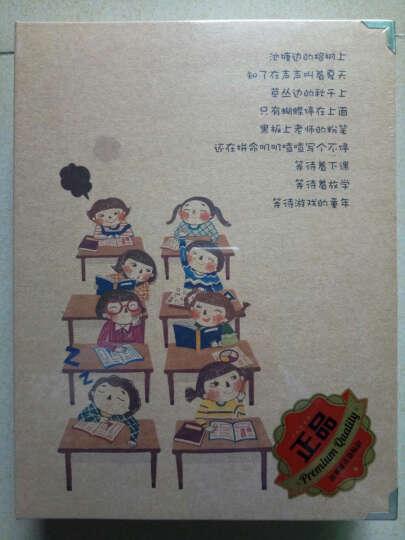 故事里相册影集6寸插页式 儿童节礼物 幼儿园创意礼品 家庭宝宝成长纪念册儿童小孩生日礼物 喜欢音乐的小孩1 6寸 晒单图