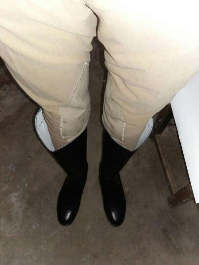 Cavassion 马术马裤 骑马裤 立体裁剪 男女通用 洛奇马具8103015 米色 34 晒单图