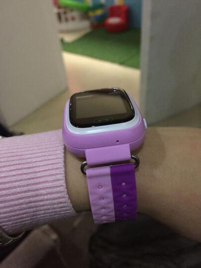 【直降30!】优者儿童电话手表触屏插卡智能手表手机男女孩生活防水学生手环 A9公主粉-gps定位 晒单图