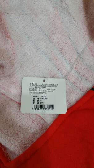 迪士尼(Disney)毛巾家纺 MARVEL漫威儿童连帽浴巾 A类纯棉宝宝斗篷披风 柔软纱布 钢铁侠 红色 60X120cm 晒单图