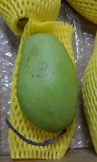 欢乐果园 海南三亚小台农芒果 500g装 单果50-80g 新鲜水果 晒单图