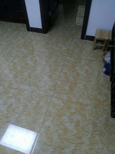 圣亚高瓷砖 现代简约客厅地砖800X800全抛釉防滑地板砖电视背景墙砖金刚釉金刚石 孔雀岩 800*800 晒单图
