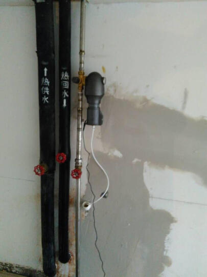 爱玛特(imrita) 全屋净水别墅级智能前置过滤器IMT-M8 磁化型 晒单图