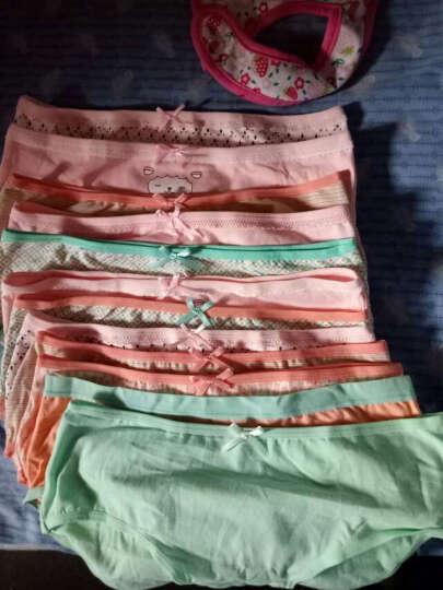 南极人女士内裤 女纯棉档中腰无痕三角女式内裤5条装 组合一 XL(建议腰围2尺3-2尺5) 晒单图