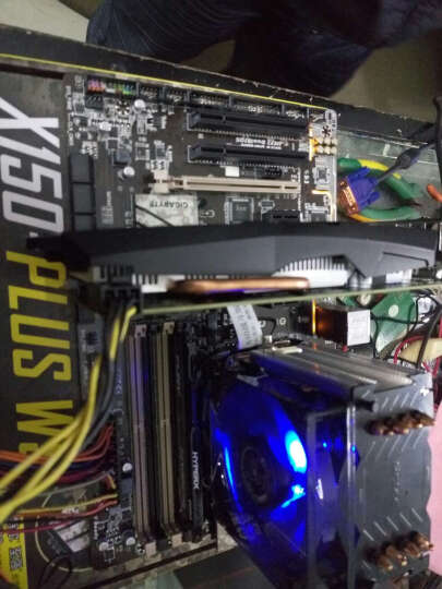 技嘉(GIGABYTE)X150-PLUS WS主板 (Intel C232/LGA 1151) 晒单图