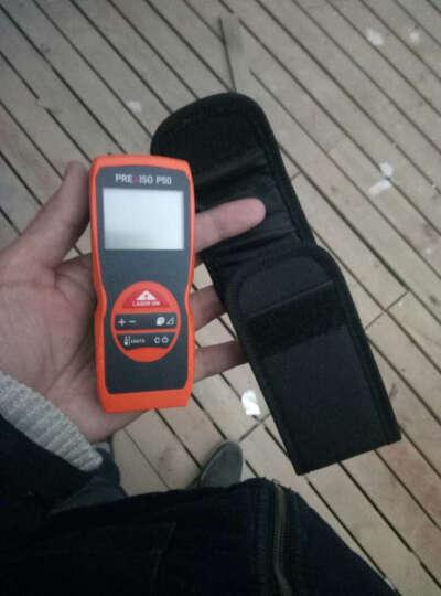 徕卡(Leica) 普瑞测P50手持激光测距仪红外线50米高精度装修装潢设计量房仪测量电子尺 晒单图