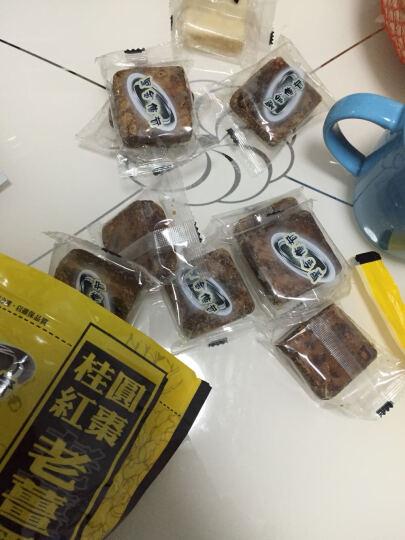 黑金传奇 黑糖姜茶 台湾进口黑糖姜母茶 红枣桂圆红糖姜茶大姨妈 黑糖姜茶小粒装 晒单图
