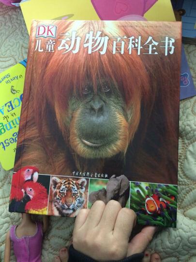 dk儿童动物百科全书(第2版)很好的书哦