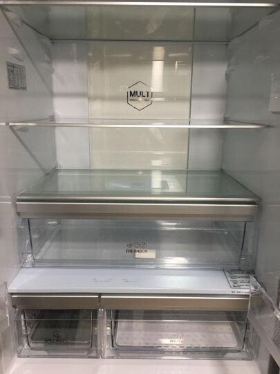 卡萨帝(Casarte) 435升 变频风冷无霜多门冰箱 BCD-435WDCAU1 晒单图