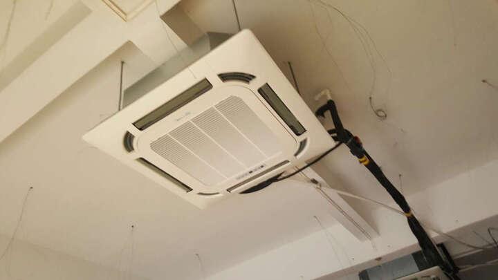 美的(Midea)【0元安装】中央空调家用变频冷暖一拖三一拖四一拖五一拖六MDVH乐享家静音二代 静音V120一拖三70-90平方 晒单图