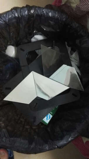MOOV 全息3D手机投影仪 全息亚克力金字塔 全息盒 裸眼3D 创意生日礼物 全息投影仪-ipad版 晒单图