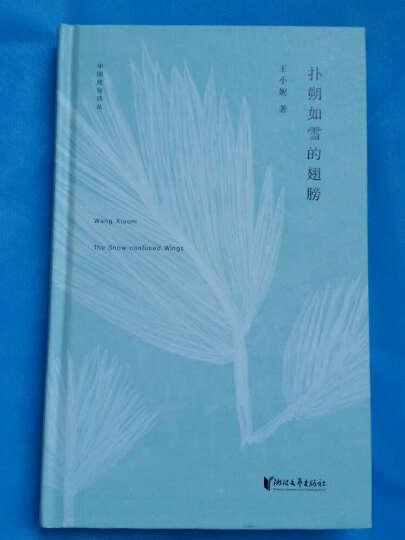 中国桂冠诗丛·第一辑:扑朔如雪的翅膀 晒单图