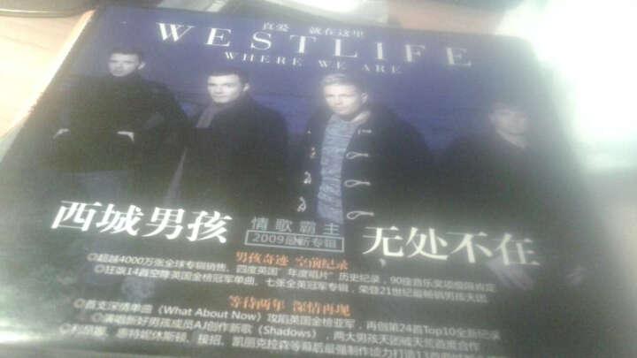 西城男孩:无处不在(CD) 晒单图