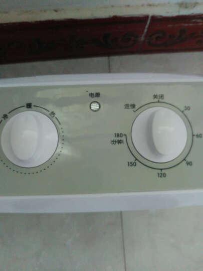 小熊(Bear) 烘干机干衣机家用便携宝宝内衣高温除菌除风暖被机HGJ-A08J3 白色 晒单图