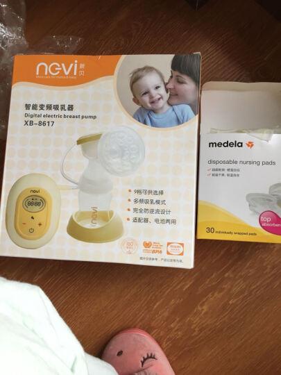 【京东超市】新贝电动吸奶器 智能变频静音单边自动 吸乳器 XB-8617 晒单图