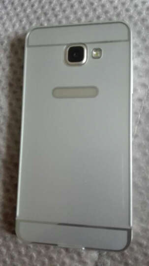 蓝琼手机壳金属边框保护外壳手机套 适用于三星A7100/2016版a5/a7/A5100 三星A5100-尊享版-碳酷黑-5.2英寸 晒单图
