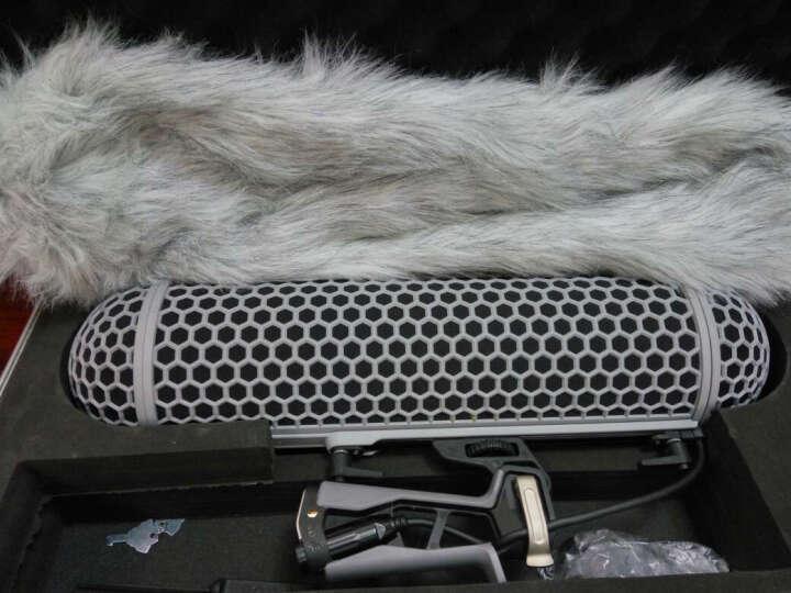 罗德 RODE NTG4+ 卡农口指向性 麦克风 枪式 话筒 单反 5d4 A7 摄像机通用 摄像机基础套装 晒单图