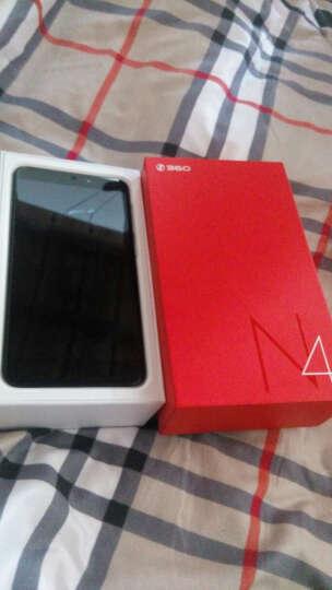 360手机 N4 全网通 4GB+32GB 阳光白 移动联通电信4G手机 双卡双待 晒单图