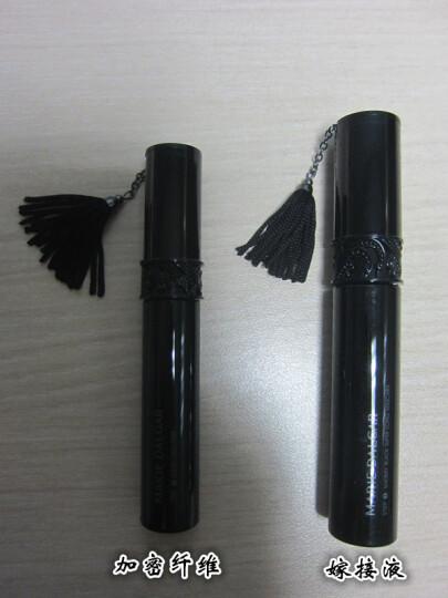 玛丽黛佳 黑流苏睫毛膏 不易晕染自然纤长持久卷翘立体拉长浓密防水黑色S型刷头 双支加密组合睫毛膏 晒单图