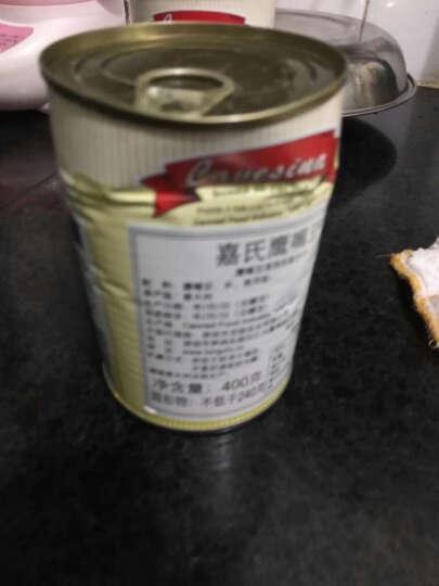嘉氏进口鹰嘴豆400g 蔬菜罐头 意大利五谷杂粮沙拉原料 晒单图