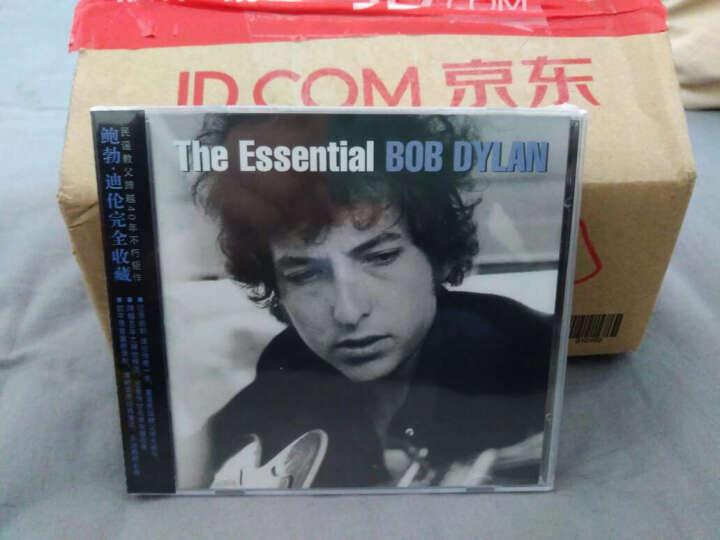 2016年诺贝尔文学奖得主 民谣教父 Bob Dylan 鲍勃·迪伦:完全收藏(2CD) 晒单图