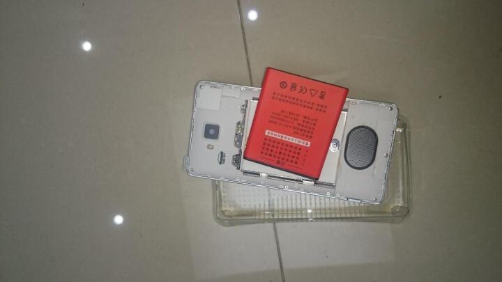 传奇(SAGA)M7续航版 移动4G智能老人手机 白色 赠碎屏险 标配 晒单图
