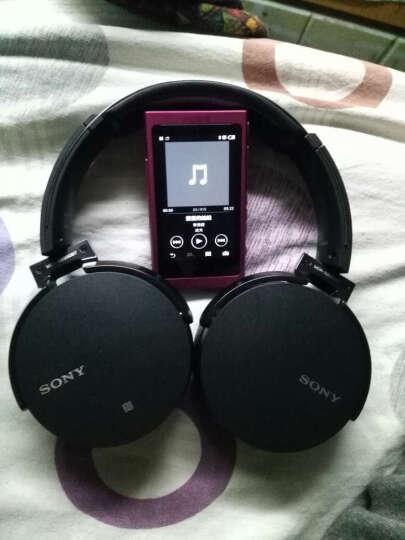 索尼(SONY)NW-A35 MP3无损音乐播放器 高解析度Walkman(不含耳机) 波尔多红 晒单图