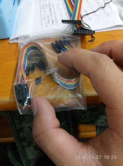 德飞莱 LY-51S 独立模块 51单片机开发板 学习板 实验板 送点阵 晒单图