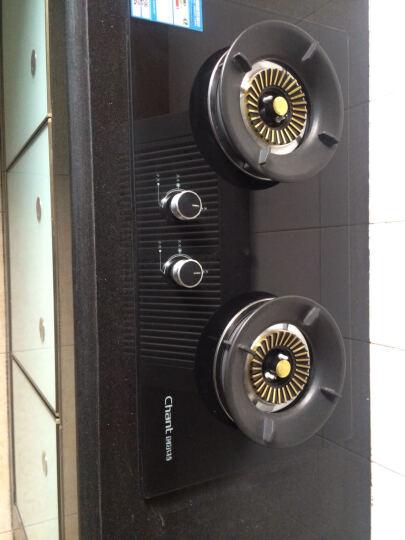 创尔特(Chant) DYS60+N12 烟灶套餐 抽油烟机灶具套装 双电机烟灶套餐 不带烟机围板装饰罩 天然气 晒单图