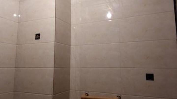 波拉波拉 卫生间瓷砖地砖 厨房阳台墙砖浴室磁砖 腰线(300X80) 晒单图