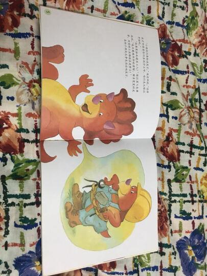 小恐龙幼儿园情商培养图画书:万圣节面具 晒单图