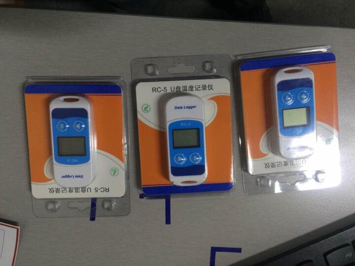 美控(meacon)温度记录仪U盘式阴凉柜医药冷藏冷链运输温度计GSPgmp认证 温湿度记录仪TH6 晒单图