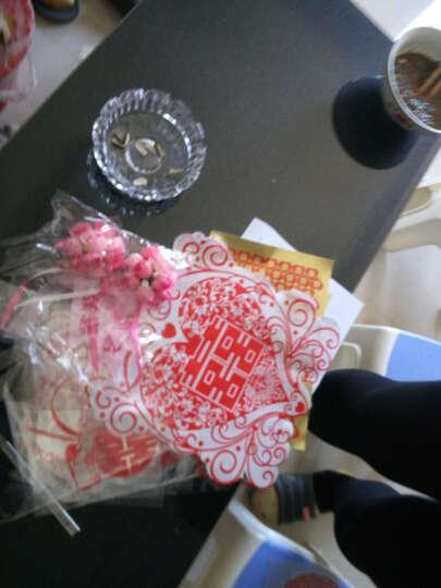 幽幽兔结婚庆用品新人胸花新郎新娘胸花婚礼伴郎伴娘父母主婚人迎宾胸花 红色(母亲) 晒单图