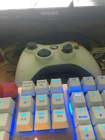 趣迷(QEOME) 趣迷 XBOX360游戏手柄 电脑USB游戏手柄 有线手柄 黑色 晒单图