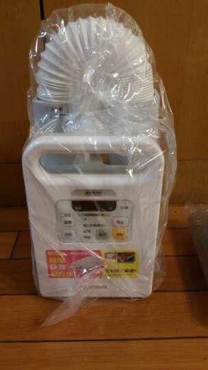 IRIS OHYAMA 爱丽思 被褥干燥机FK-C1C家用智能暖床除螨干衣机烘鞋器暖被机 粉红色 晒单图