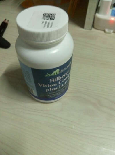 AvailNaturals 蓝莓叶黄素胶囊90粒越橘牛磺酸益视护眼缓解眼疲劳 晒单图