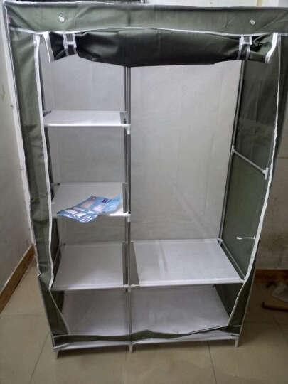 布衣柜安装步骤图片1.3