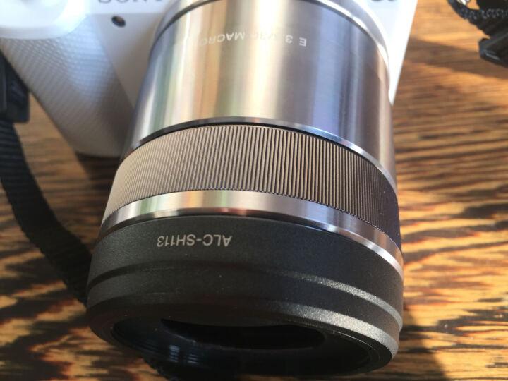 索尼(SONY)APS-C画幅微单E卡口镜头 E18-105mmF4 G 电动变焦 晒单图