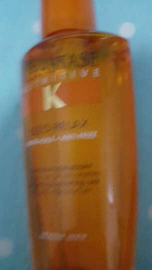 卡诗(原装进口)奥丽顺柔液100ml免洗护发素头发柔顺精油改善干枯毛躁 进口 晒单图