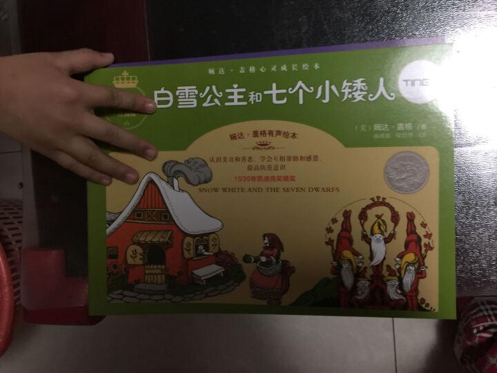 全6册美国凯迪克大奖绘本 一百万只猫 白雪公主儿童幼儿宝宝亲子共读情商益智家庭早教书籍 晒单图