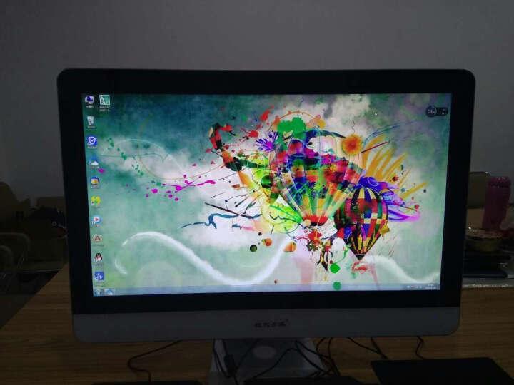 现代e派 台式迷你电脑主机 EAIO300台式机税控电脑 Tc560 i5回收本店二手 23.6英寸酷睿I5 4G内存+120G固态(开机约11秒) 晒单图