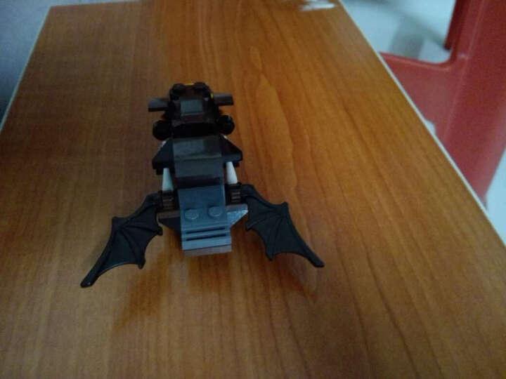 乐高(LEGO)积木玩具 未来骑士团系列 72005 阿隆的双螺旋合体战机 晒单图